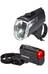 Trelock LS 360 I-GO ECO+LS 720 REEGO - Set de lampes - noir